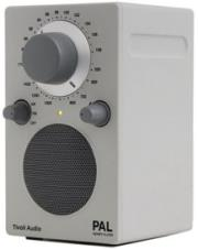 tivoli pal palgry classic series portable radio grey photo