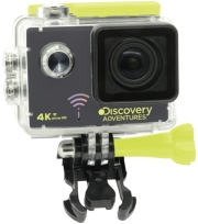 DISCOVERY ADVENTURES 4K ESCAPE ACTION CAMERA ήχος   εικόνα   action cameras