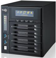thecus n4800eco 4 bay soho home nas server photo