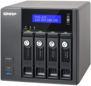 qnap tvs 471 i3 4g 4 bay 35ghz dc 25 or 35  photo