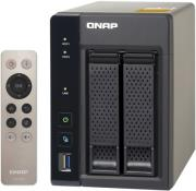 qnap ts 253a 4g 2 bay nas quad core 4gb dual channel photo