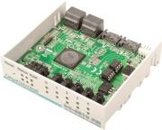 dawicontrol dc 6510 pm 5 port sata ii port multiplier 35 retail photo