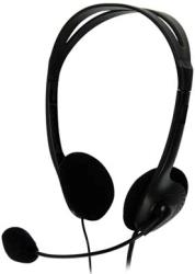 basicxl bxl headset 1 portable stereo headset black photo