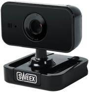 sweex wc070 viewplus webcam usb black photo