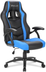 SHARKOON SKILLER SGS1 GAMING SEAT BLACK/BLUE gadgets   παιχνίδια   gaming chairs