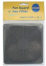 akasa grm120 30 12cm fan filter photo