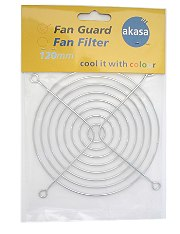 akasa mg 12 12cm metal fan guard photo