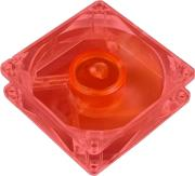 akasa ak 274cr 4rds quiet 120mm red hot case fan photo