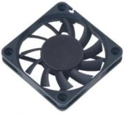 akasa dfc601012h 60mm classic black fan photo