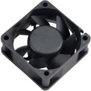 akasa ak 6025ms 60mm case fan black photo