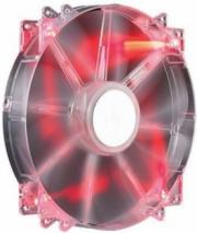 coolermaster r4 lus 07ar gp megaflow 200mm red led silent fan photo