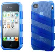 coolermaster c if4c hfcw 3b claw iphone case translucent blue photo