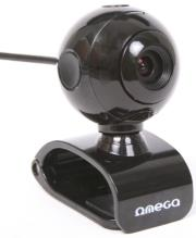 omega ouw197hd web camera c197 hd 720p black photo