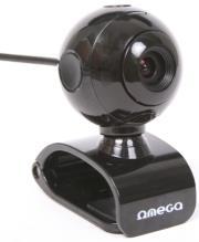 OMEGA OUW197HD WEB CAMERA C197 HD 720P BLACK υπολογιστές   web cameras