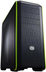 case coolermaster 690 iii midi tower window black green cms 693 gwn1 photo