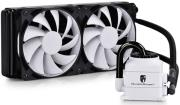 deepcool captain 240 liquid cpu cooler white photo