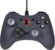 speedlink sl 6556 bk xeox pro analog gamepad usb black photo