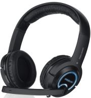 speedlink sl 4475 bk xanthos stereo console gaming headset for pc ps3 xbox 360 black photo