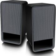 speedlink sl 8011 bk viora stereo speakers black photo