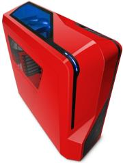 case nzxt phantom 410 red photo