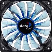 aerocool shark fan blue edition 140mm photo