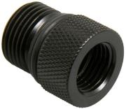 bitspower adapter to ig 1 4 inch for eheim 1046 48 1250 matt black photo