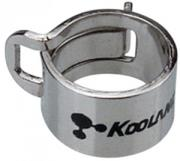 koolance hose clamp for od 10mm 3 8in photo