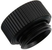 koolance fitting coupling adapter black male female photo