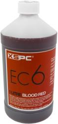 xspc ec6 coolant 1 liter blood red photo