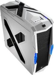 case aerocool strike x xtreme midi tower white edition photo