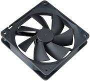akasa ak fn064 smart n cool pwm fan 120mm black photo