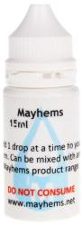 mayhems dye uv clear blue 15ml photo