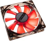 prolimatech red vortex fan 120mm red led photo