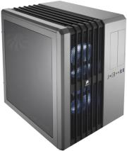 case corsair carbide series air 540 silver edition high airflow atx cube photo