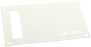 xspc dual bayres pump v40 faceplate pack white photo