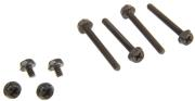 xspc radiator screw set 6 32unc black photo