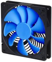 silverstone ap123 120mm fan blue photo