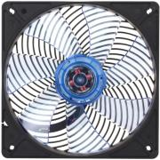 silverstone ap141 uv 140mm fan uv transparent blue photo