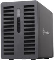 silverstone ds322 dual bay 35 hdd external raid usb30 black photo