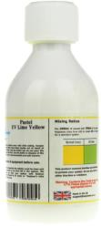 mayhems pastel uv lime yellow 250ml photo