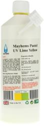 mayhems pastel uv lime yellow 1000ml photo