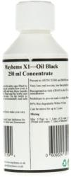 mayhems x1 oil black 250ml photo