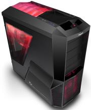 case zalman z11 plus hf1 high performance mid tower black photo