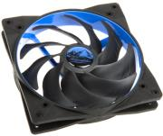 alpenfoehn wing boost 2 plus 140mm pwm fan blue photo