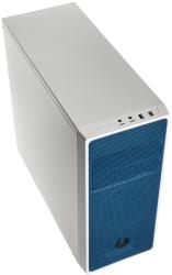case bitfenix neos midi tower white blue photo