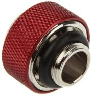 primochill revolver compression fitting acrylic tube 13 10mm diameter red photo