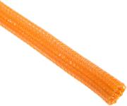 techflex f6 sleeved 95mm orange 1m photo