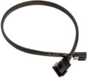akasa pwm extension cable sleeved 30cm photo