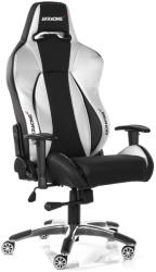 AKRACING PREMIUM GAMING CHAIR BLACK/SILVER gadgets   παιχνίδια   gaming chairs