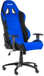 akracing prime gaming chair blue black photo
